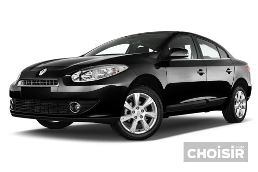 renault fluence dci 110 fap eco2 black edition prix consommation caract ristiques choisir. Black Bedroom Furniture Sets. Home Design Ideas
