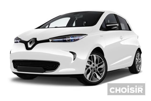 renault zoe zen charge rapide type 2 prix consommation caract ristiques. Black Bedroom Furniture Sets. Home Design Ideas