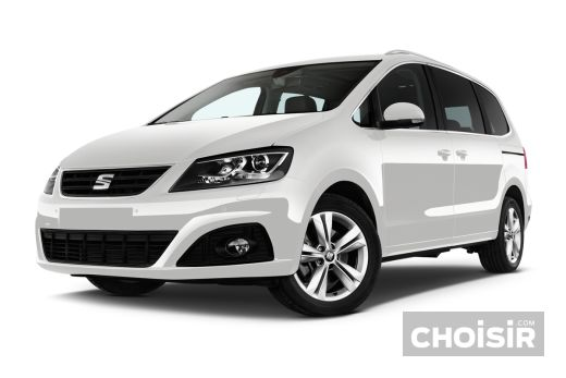 seat alhambra 2 0 tdi 150 start stop style prix consommation caract ristiques. Black Bedroom Furniture Sets. Home Design Ideas