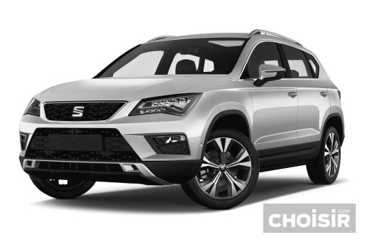 seat ateca 2 0 tsi 190 ch act start stop dsg7 4drive fr prix consommation caract ristiques. Black Bedroom Furniture Sets. Home Design Ideas