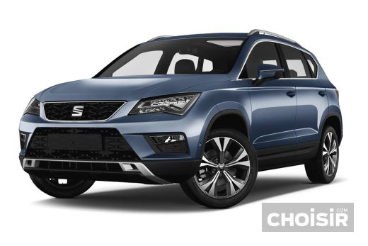 seat ateca 2 0 tdi 150 ch start stop 4drive fr prix consommation caract ristiques choisir. Black Bedroom Furniture Sets. Home Design Ideas
