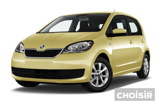 skoda citigo 1 0 12v mpi 60 ch active prix consommation caract ristiques. Black Bedroom Furniture Sets. Home Design Ideas