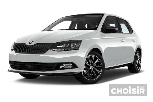 skoda fabia 1 0 mpi 75 ch greentec active prix consommation caract ristiques. Black Bedroom Furniture Sets. Home Design Ideas