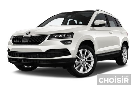 skoda karoq 1 5 tsi 150 ch act dsg7 business prix consommation caract ristiques. Black Bedroom Furniture Sets. Home Design Ideas