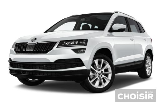 skoda karoq 1 0 tsi 116 ch style prix consommation caract ristiques. Black Bedroom Furniture Sets. Home Design Ideas