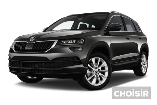 skoda karoq 1 5 tsi 150 ch act dsg7 style prix consommation caract ristiques. Black Bedroom Furniture Sets. Home Design Ideas
