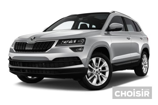skoda karoq 1 5 tsi 150 ch act style prix consommation caract ristiques. Black Bedroom Furniture Sets. Home Design Ideas