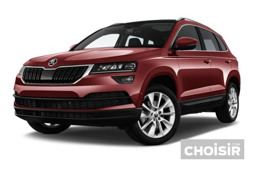 skoda karoq 2 0 tdi 150 ch scr 4x4 dsg7 style prix consommation caract ristiques. Black Bedroom Furniture Sets. Home Design Ideas