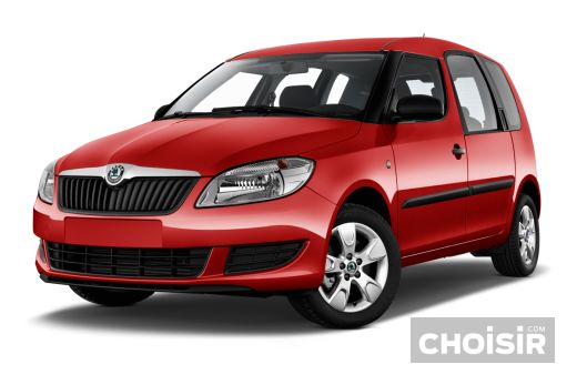 skoda roomster 1 2 tsi 105 scout dsg prix consommation caract ristiques. Black Bedroom Furniture Sets. Home Design Ideas