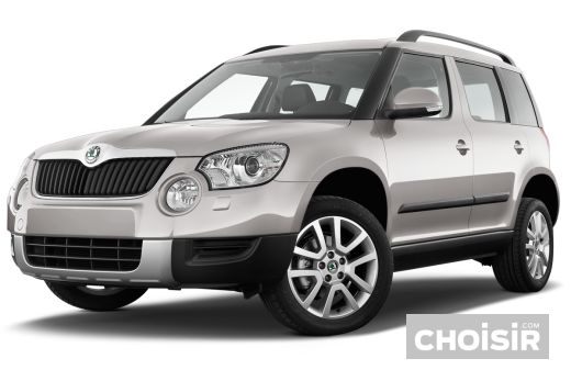 skoda yeti 2 0 tdi cr 140 4x4 experience prix consommation caract ristiques. Black Bedroom Furniture Sets. Home Design Ideas
