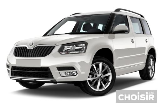 skoda yeti 2 0 tdi cr 170 fap 4x4 monte carlo prix consommation caract ristiques. Black Bedroom Furniture Sets. Home Design Ideas