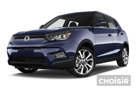 ssangyong tivoli 160 e xdi 115 4wd urban prix consommation caract ristiques. Black Bedroom Furniture Sets. Home Design Ideas