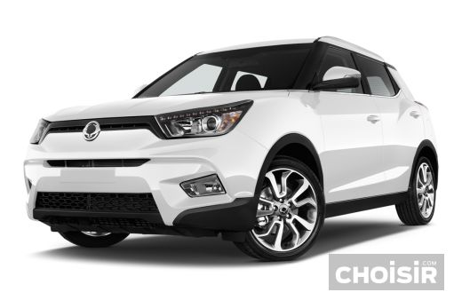 ssangyong tivoli 160 e xgi 128 2wd isg urban prix consommation caract ristiques. Black Bedroom Furniture Sets. Home Design Ideas