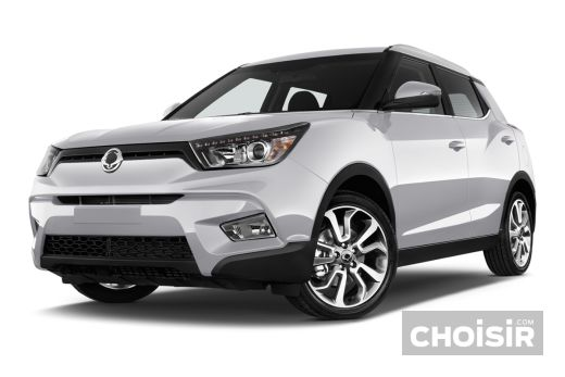 ssangyong tivoli 160 e xgi 128 2wd luxury a prix consommation caract ristiques. Black Bedroom Furniture Sets. Home Design Ideas