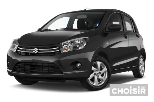 suzuki celerio 1 0 vvt pack plus prix consommation caract ristiques. Black Bedroom Furniture Sets. Home Design Ideas