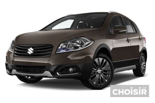 suzuki sx4 s cross 1 6 ddis 120 ch style prix consommation caract ristiques. Black Bedroom Furniture Sets. Home Design Ideas