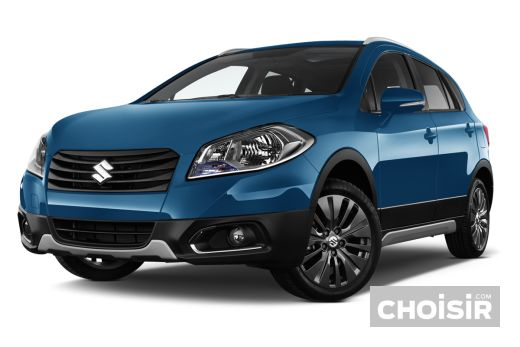 suzuki sx4 s cross 1 6 ddis 120 ch privil ge prix consommation caract ristiques. Black Bedroom Furniture Sets. Home Design Ideas