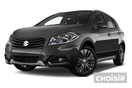 suzuki sx4 s cross 1 6 ddis 120 ch 4x4 allgrip style prix consommation caract ristiques. Black Bedroom Furniture Sets. Home Design Ideas