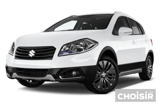 suzuki sx4 s cross 1 6 vvt 120 ch privil ge prix consommation caract ristiques. Black Bedroom Furniture Sets. Home Design Ideas
