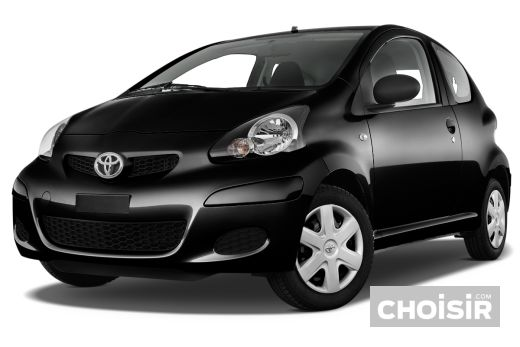 toyota aygo 1 0 vvt i limited edition prix consommation caract ristiques. Black Bedroom Furniture Sets. Home Design Ideas