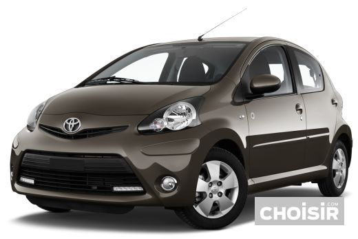 toyota aygo 1 0 vvt i connect prix consommation caract ristiques. Black Bedroom Furniture Sets. Home Design Ideas