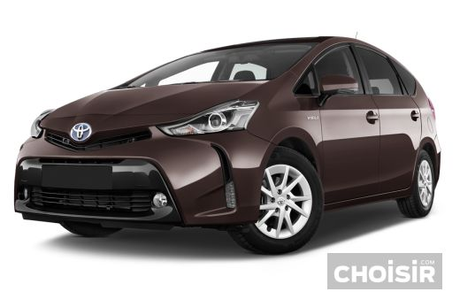 toyota prius 136h lounge prix consommation caract ristiques. Black Bedroom Furniture Sets. Home Design Ideas