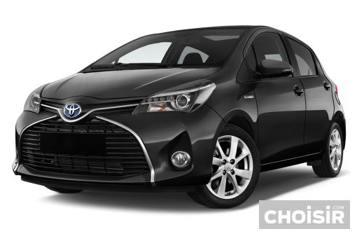 toyota yaris hybride 100h cacharel prix consommation caract ristiques. Black Bedroom Furniture Sets. Home Design Ideas