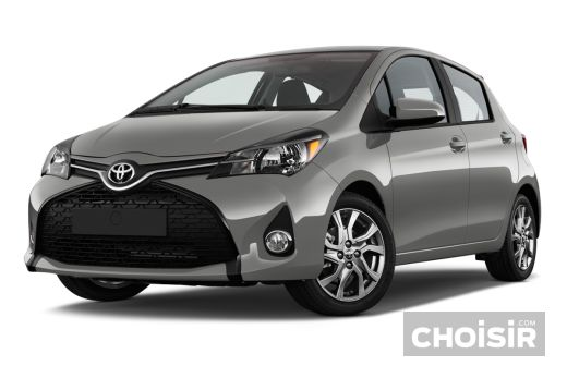 toyota yaris 69 vvt i tendance prix consommation caract ristiques. Black Bedroom Furniture Sets. Home Design Ideas