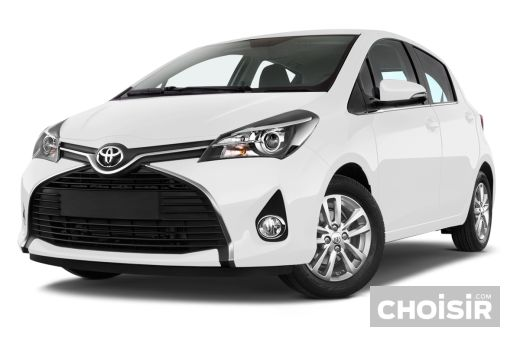 toyota yaris 100 vvt i style prix consommation caract ristiques. Black Bedroom Furniture Sets. Home Design Ideas
