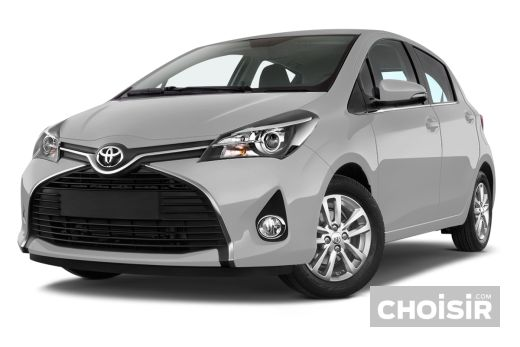 toyota yaris 90 d 4d skyblue prix consommation caract ristiques. Black Bedroom Furniture Sets. Home Design Ideas
