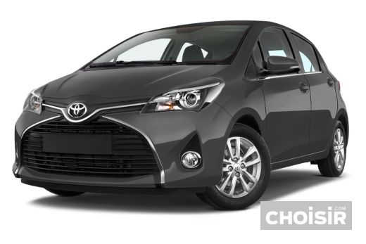 toyota yaris 100 vvt i france prix consommation caract ristiques. Black Bedroom Furniture Sets. Home Design Ideas