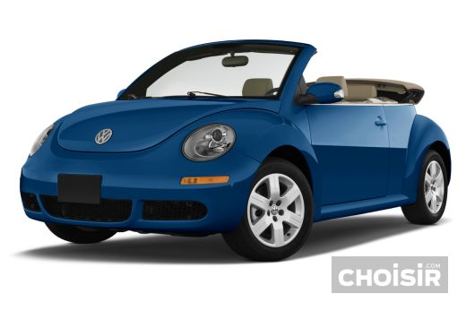 volkswagen new beetle cabriolet 1 9 tdi 105 united prix consommation caract ristiques. Black Bedroom Furniture Sets. Home Design Ideas