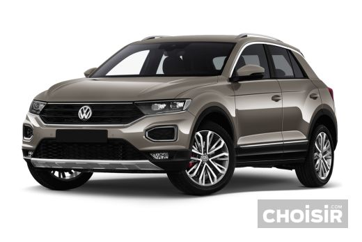 volkswagen t roc 1 5 tsi 150 evo start stop dsg7 lounge prix consommation caract ristiques. Black Bedroom Furniture Sets. Home Design Ideas