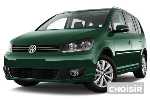 volkswagen touran 1 6 tdi 105 fap bluemotion confortline prix consommation caract ristiques. Black Bedroom Furniture Sets. Home Design Ideas