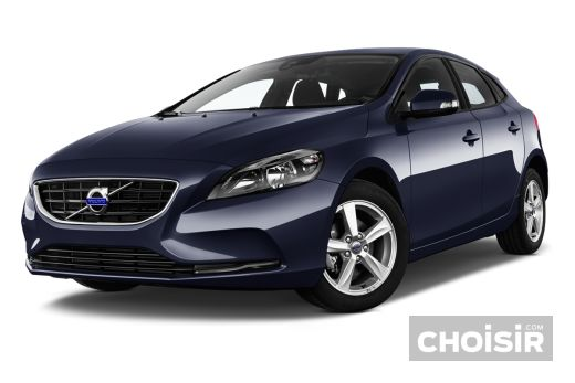 volvo v40 t2 122 r design prix consommation caract ristiques. Black Bedroom Furniture Sets. Home Design Ideas