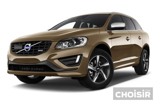 volvo xc60 d3 150 ch r design prix consommation caract ristiques. Black Bedroom Furniture Sets. Home Design Ideas