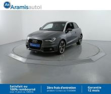 audi a1 1 8 tfsi 192 s tronic ambition prix consommation caract ristiques. Black Bedroom Furniture Sets. Home Design Ideas