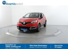 renault captur tce 120 zen edc prix consommation caract ristiques. Black Bedroom Furniture Sets. Home Design Ideas