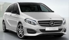 Mercedes Classe B 180 d Fascination 7G-DCT
