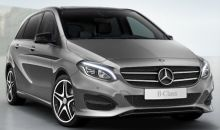 Mercedes Classe B 220 Fascination 4Matic 7G-DCT