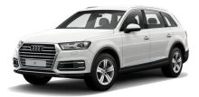 Audi Q7 3.0 V6 TDI 272ch clean diesel Ambition Luxe quattro Tiptronic 7 places
