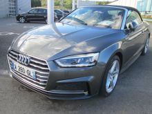 Audi A5 Cabriolet 2.0 TDI 190ch S line S tronic 7