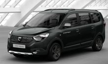 Dacia Lodgy 1.5 dCi 110ch Explorer 7 places
