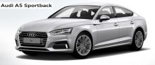 Audi A5 Sportback 2.0 TDI 190ch clean diesel Ambition Luxe quattro S tronic 7 Euro6