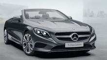 Mercedes Classe S Cabriolet 500 9G-Tronic