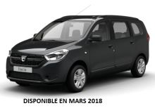 Dacia Lodgy 1.2 TCe 115ch Silver Line 5 places