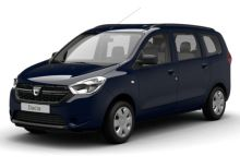 Dacia Lodgy 1.6 SCe 100ch 5 places