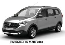 Dacia Lodgy 1.2 TCe 115ch Stepway 7 places