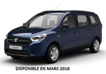 Dacia Lodgy 1.2 TCe 115ch Silver Line 7 places