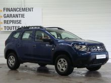 dacia duster sce 115 4x2 essentiel prix consommation caract ristiques. Black Bedroom Furniture Sets. Home Design Ideas